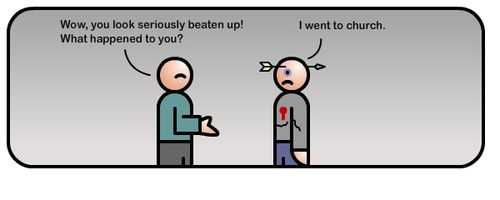 Beatenup